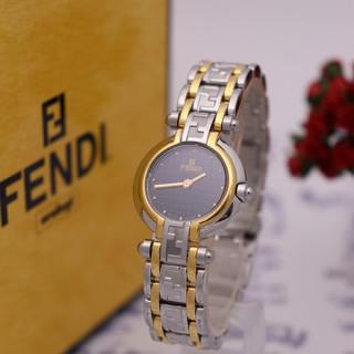 FENDI - 正規品【新品電池】FENDI 760L/コンビ 人気モデル 動作品 ズッカ柄