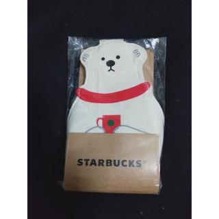Starbucks Coffee - 【国内発送】スターバックス[北極熊 タンブラーバッグ]クリスマス限定 台湾 海外