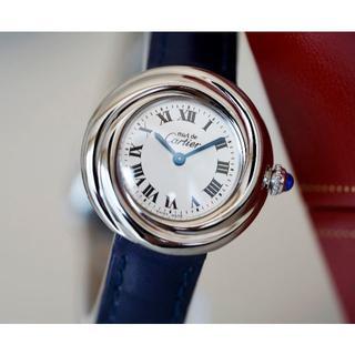 Cartier - 美品 カルティエ マスト トリニティ シルバー SM Cartier