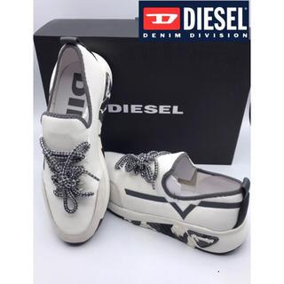 DIESEL - DIESEL ディーゼル スニーカー  シューズ 靴 新品箱付き 27㎝