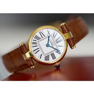 Cartier - 美品 カルティエ マスト ヴァンドーム オパラン ローマン SM Cartier