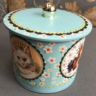 ラ・トリニテーヌ(アニマル・バレル缶)フランス製 ガレット&パレット 空き缶のみ