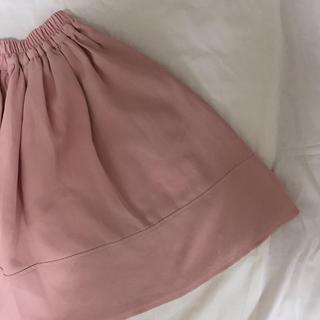 dholic - ふんわり桜色スカート