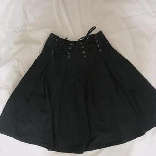 WEGO - 編み上げスカート