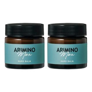 アリミノ(ARIMINO)のアリミノ メン ハード バーム 60g ×2個 セット(ヘアワックス/ヘアクリーム)