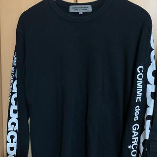 コムデギャルソン(COMME des GARCONS)のCOMME des GARÇONS   Mサイズ ロンT(Tシャツ/カットソー(七分/長袖))