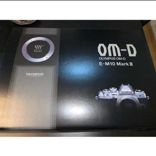 OLYMPUS - オリンパス OM-D E-M10 MarkIII