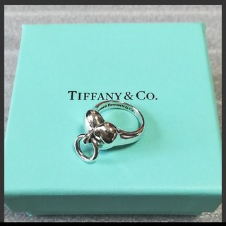 Tiffany & Co. - ティファニー ハートドアノッカーリング
