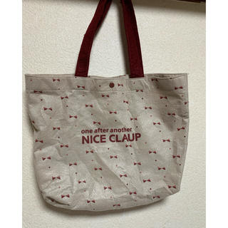one after another NICE CLAUP - 非売品 one  after another NICE CLAUP トートバッグ