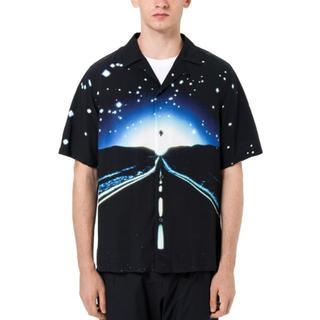 マルセロブロン(MARCELO BURLON)のMARCELO BURLON マルセロバーロン Highway シャツ(Tシャツ/カットソー(半袖/袖なし))