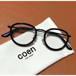 coen - 伊達メガネ