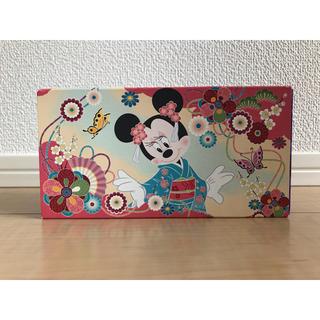 ディズニー(Disney)のディズニーシー☆お茶セット 空箱(キャラクターグッズ)