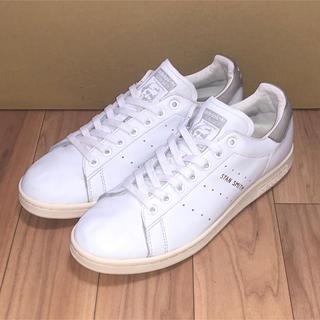 adidas - 良品 adidas オリジナルス スタンスミス 27cm 白 灰 グレー