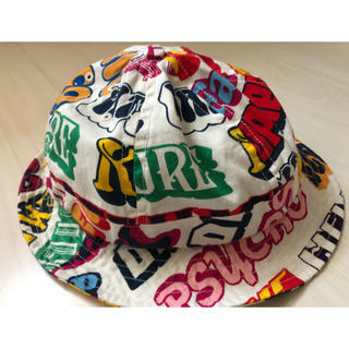 Supreme - Supreme/ HYSTERIC GLAMOUR Text Bell Hat