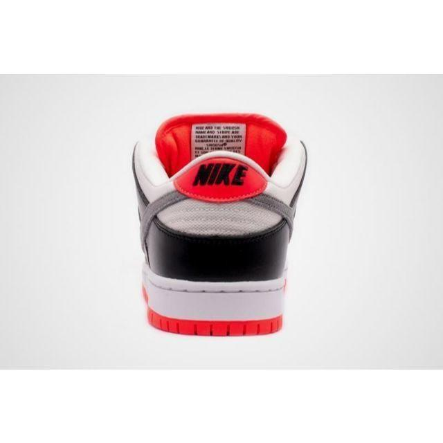 NIKE(ナイキ)のNIKE SB DUNK LOW INFRARED 27cm メンズの靴/シューズ(スニーカー)の商品写真