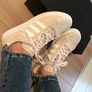 adidas - adidas■campusピンク