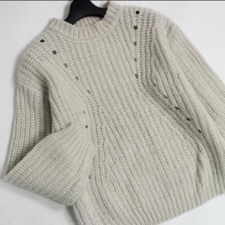 KBF - KBFケービーエフ アーバンリサーチ セーター アイボリー サイズ one