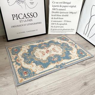 Francfranc - アウトレット絨毯風 デコレーションマット40*60 玄関マットやインテリアマット