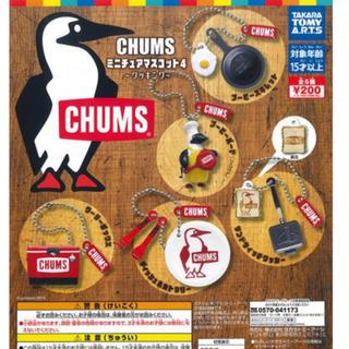 チャムス(CHUMS)のCHUMS  ガチャ4  キーホルダー(キーホルダー)