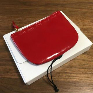 ヴィスヴィム(VISVIM)のvisvim VEGGIE WALLET RED(コインケース/小銭入れ)