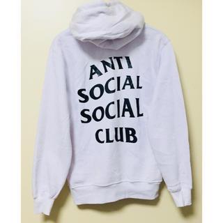ANTI - アンチソーシャルソーシャルクラブ パーカー