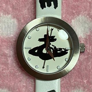 Vivienne Westwood - ヴィヴィアンウエストウッド 腕時計 VV221SLWH 白 ホワイト オーブ