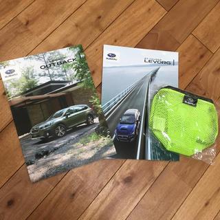 スバル - スバル オリジナルポップカラーメッシュポーチ カタログ