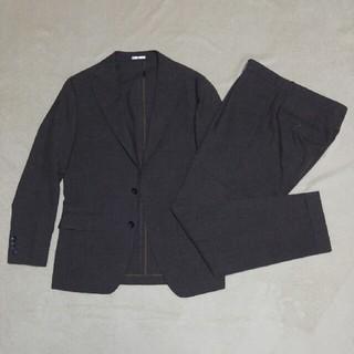 THE SUIT COMPANY - ★美品★SUIT SELECT スーツセレクト セットアップ ブラウン AB6