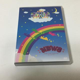 ニュース(NEWS)のNEWS/NEWS LIVE TOUR 2012~美しい恋にするよ~〈2枚組〉(ミュージック)