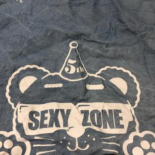 セクシー ゾーン(Sexy Zone)のSexyZone 2017STAGE バッグ(トートバッグ)