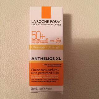 ラロッシュポゼ(LA ROCHE-POSAY)のラロッシュポゼ アンテリオス XL フリュイド 新品未使用 試供品 サンプル(日焼け止め/サンオイル)