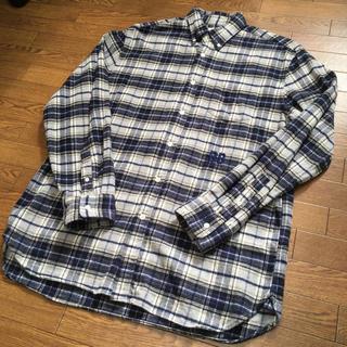 オフホワイト(OFF-WHITE)のTAKUYA∞ 着用 チェックシャツ(シャツ)