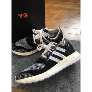 Y-3 - Y-3 pure boost zg kint Jerry lorenzo 着用