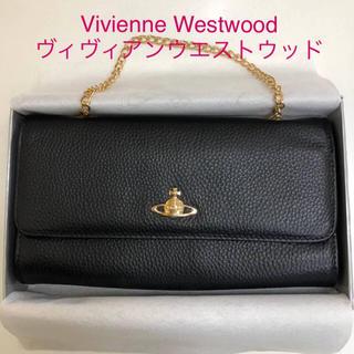 Vivienne Westwood - 新品 Vivienneショルダー バッグ ウォレット チェーン