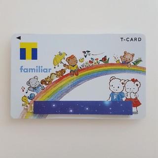 familiar - 非売品 ファミリア Tポイントカード