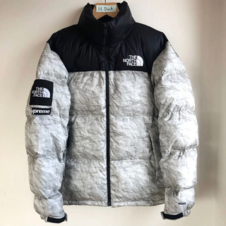 Supreme - Supreme The North Face  Paper 紙ヌプシ ダウン S