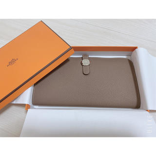 Hermes - HERMES エルメス ドゴン 財布