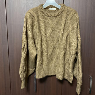 FREAK'S STORE - 【1度のみ着用美品】FREAKS STOREニット セーター