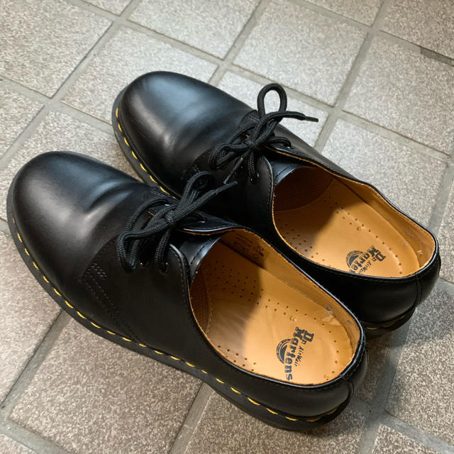 Dr.Martens(ドクターマーチン)の最終値下 ドクターマーチン 3ホール 革靴 ギブソン メンズの靴/シューズ(ドレス/ビジネス)の商品写真