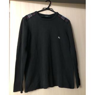 BURBERRY BLACK LABEL - バーバリ  ブラックレーベル セーター