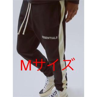 FEAR OF GOD -  essentials Side Stripe Sweatpants