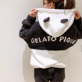gelato pique -  新品完売 ジェラートピケ 限定 パンダ パーカー ショートパンツ 2点セット