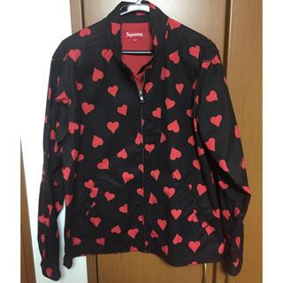 Supreme - Supreme Hearts Harrington Jacket