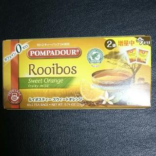 ポンパドール(POMPADOUR)のポンパドール ルイボス スウィートオレンジ(茶)