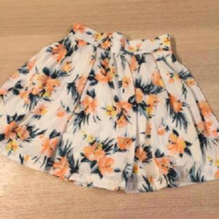 ヘザー(heather)の142・【SALE♡2900円→2400円】フラワー柄スカート(ひざ丈スカート)