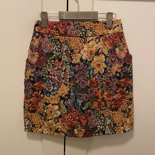 GRL - ジャガー柄ミニスカート
