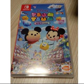 ディズニー(Disney)のディズニー ツムツムフェスティバル Switch(家庭用ゲームソフト)