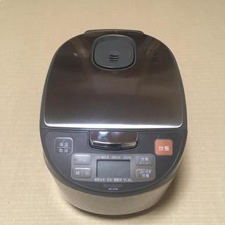 SHARP - シャープ ジャー炊飯器 5.5合 2014年製 中古品 炊飯器 シルバー色