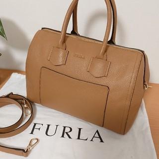 Furla - 【美品】フルラ 本革 2wayバッグ ボストン型
