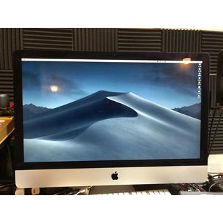 Mac (Apple) - 【最強スペック】iMac(27-inch, Late 2014)